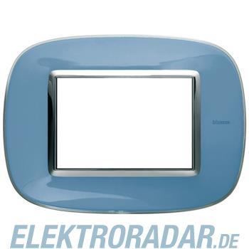 Legrand HB4803DZ Rahmen elliptisch 3 Module Kompaktinstallation Bla