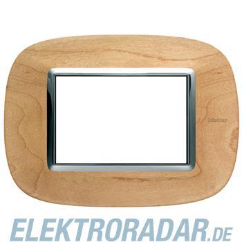 Legrand HB4803LAE Rahmen elliptisch 3 Module Kompaktinstallation Aho
