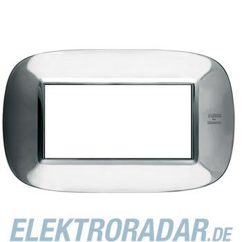 Legrand HB4804AXL Rahmen elliptisch 4 Module Kompaktinstallation Sta