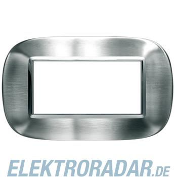 Legrand HB4804AXS Rahmen elliptisch 4 Module Kompaktinstallation Sta