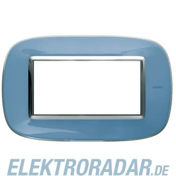 Legrand HB4804DZ Rahmen elliptisch 4 Module Kompaktinstallation Bla