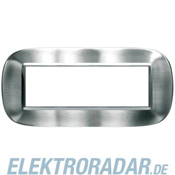Legrand HB4806AXS Rahmen elliptisch 6 Module Kompaktinstallation Sta