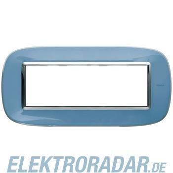 Legrand HB4806DZ Rahmen elliptisch 6 Module Kompaktinstallation Bla