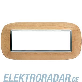 Legrand HB4806LAE Rahmen elliptisch 6 Module Kompaktinstallation Aho