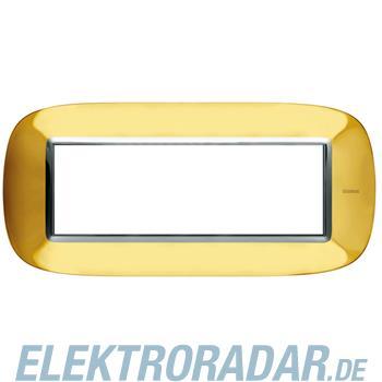 Legrand HB4806OR Rahmen elliptisch 6 Module Kompaktinstallation Gol