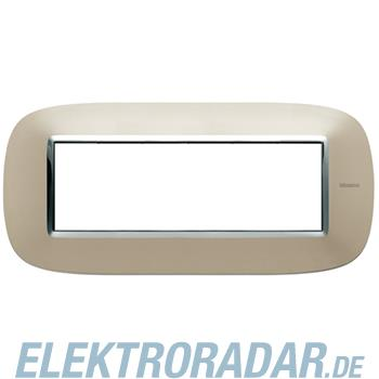 Legrand HB4806TC Rahmen elliptisch 6 Module Kompaktinstallation Tit