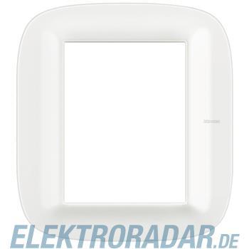 Legrand HB4826CGW Rahmen elliptisch 3+3 Module Kompaktinstallation W