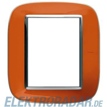 Legrand HB4826DR Rahmen elliptisch 3+3 Module Kompaktinstallation O