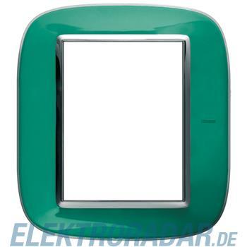 Legrand HB4826DV Rahmen elliptisch 3+3 Module Kompaktinstallation G