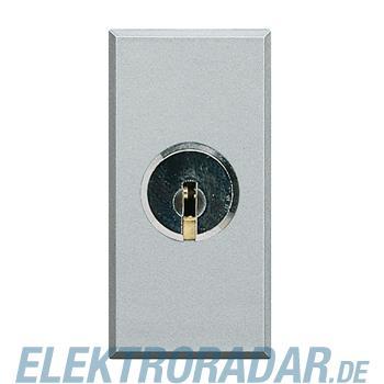 Legrand HC4012 Schlüsselschalter 2-polig 16A 250V AC mit Schlüsse