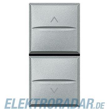 Legrand HC4027 Rollladenschalter 1-polig 16A 250V AC 1-modulig Al