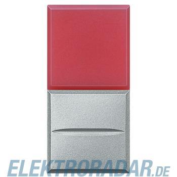 Legrand HC4038R/12 Axialtaster mit Beleuchtung 1-polig Schließer rot