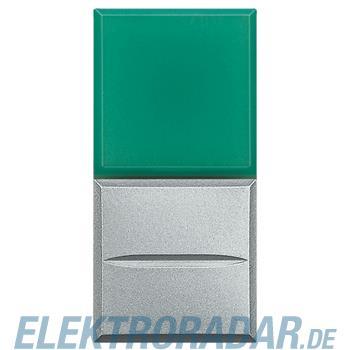 Legrand HC4038V/230 Axialtaster mit Beleuchtung 1-polig Schließer grün