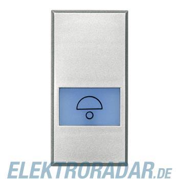 Legrand HC4042 Taster 1-polig Schließer 10A 250V AC mitSymbol Glo