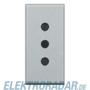 Legrand HC4113 Steckdose 2-polig+E 10A 250V AC Kinderschutz, Schr