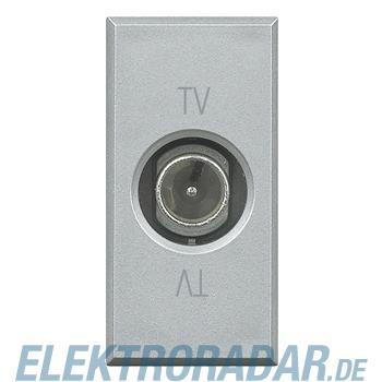 Legrand HC4202DC TV-End-/Einzeldose, 9,5 mm Durchmesser männlich, 1