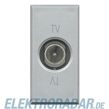 Legrand HC4202P TV-Durchgangsdose, 9,5 mm Durchmesser männlich, 1-