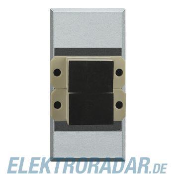 Legrand HC4268SC Glasfasersteckdose für SC Fiberoptik-Stecker duple
