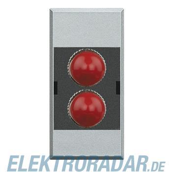Legrand HC4268ST Glasfasersteckdose für ST Fiberoptik-Stecker duple