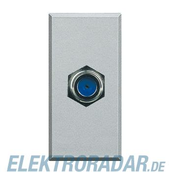 Legrand HC4269F Steckdose für F-Connector, Impedanz 75 Ohm, Schrau