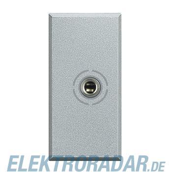 Legrand HC4280 Audio-Anschlussdose Jack 3,5 Aluminium