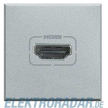 Legrand HC4284 HDMI-Anschlussdose Aluminium