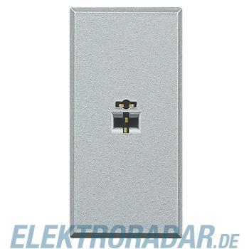 Legrand HC4293 Lautsprecherbuchse 2-pol DIN, Lötanschluss 1-modul