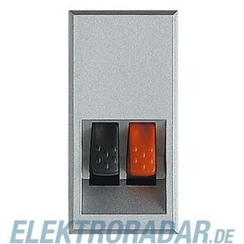 Legrand HC4294 Lautsprecherklemme 1-modulig Aluminium