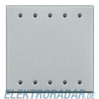 Legrand HC4653/2 Soft Touch Sensor 2-modulig Aluminium