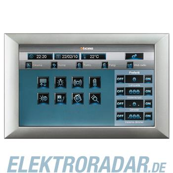Legrand HC4690 Multimedia-Touchscreen aluminium