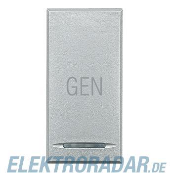 """Legrand HC4915AC """"Symbolwippe für Tastsensor mit 1 Funktion """"""""GEN"""""""""""