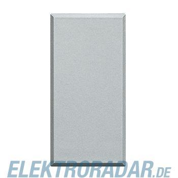 Legrand HC4950 Blindabdeckung 1-modulig Aluminium