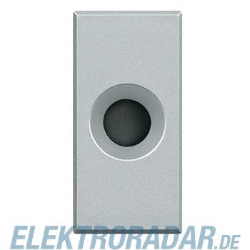 Legrand HC4953 Kabelauslass 1-modulig Durchmesser 9 mmAluminium