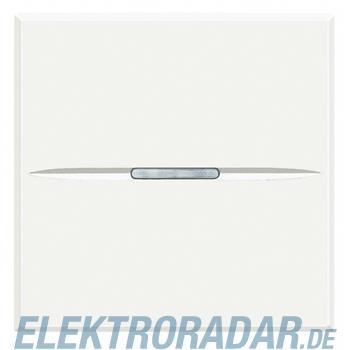 Legrand HD4005M2W Taster 1-polig Schließer 10A 250V AC (SL) Axial 2-