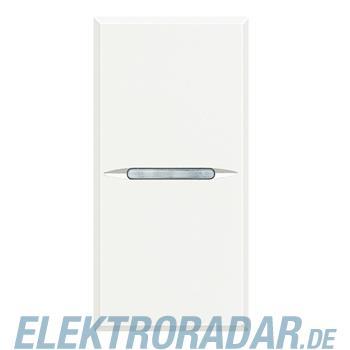 Legrand HD4005W Taster 1-polig Schließer 10A 250V AC (SL) Axial 1-
