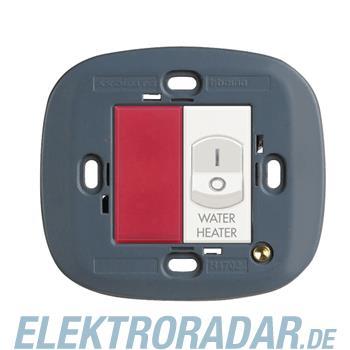 Legrand HD4011SW Ausschalter 2-polig 32A Boiler 2-moduligWhite