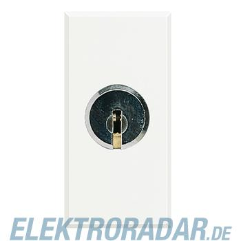 Legrand HD4012 Schlüsselschalter 2-polig 16A 250V AC mit Schlüsse