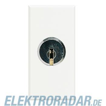 Legrand HD4022 Schlüssel-Wechselschalter 2-polig 16A 250V AC mit