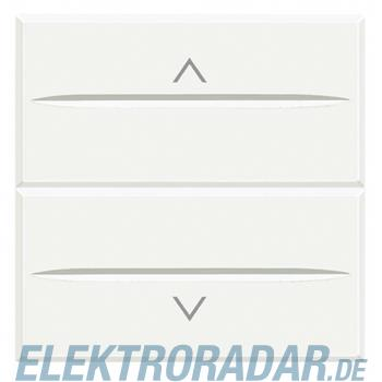 Legrand HD4027 Rollladenschalter 1-polig 16A 250V AC 1-modulig Wh