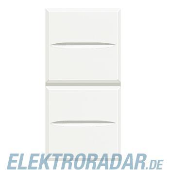 Legrand HD4036 Doppeltaster 1-polig Schließer + 1-poligSchließer