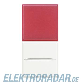 Legrand HD4038R12 Axialtaster mit Beleuchtung 1-polig Schließer rot