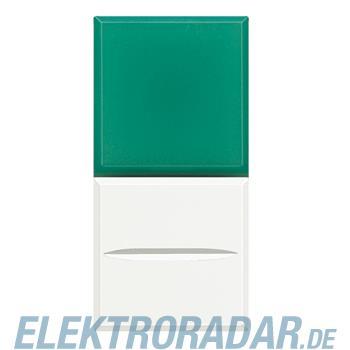 Legrand HD4038V230 Axialtaster mit Beleuchtung 1-polig Schließer grün