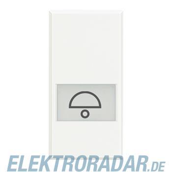 Legrand HD4042 Taster 1-polig Schließer 10A 250V AC mitSymbol Glo