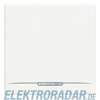Legrand HD4053M2 Wechselschalter 2-polig 16A 250V AC 2-modulig Whit