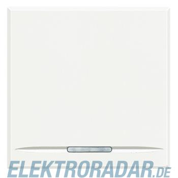 Legrand HD4054M2 Kreuzschalter 1-polig 16A 250V AC 2-modulig White