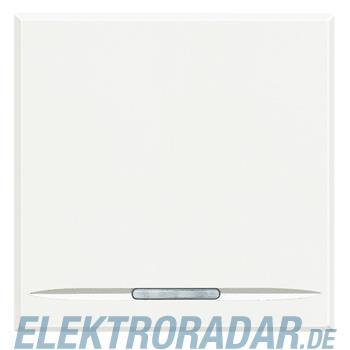Legrand HD4055M2 Taster 1-polig Schließer 10A 250V AC 2-modulig Whi