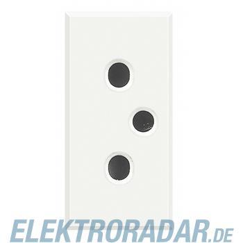 Legrand HD4164T12 Steckdose Schweizer Standard Typ 12, 2-polig+E, 10