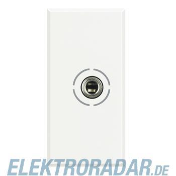 Legrand HD4280 Audio-Anschlussdose Jack 3,5 White