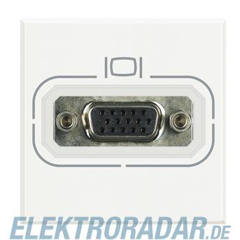 Legrand HD4282 Video-Anschlussdose HD15 White