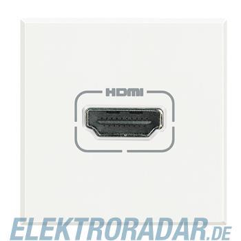 Legrand HD4284 HDMI-Anschlussdose White